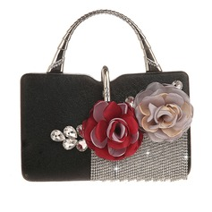 Attractive PU Clutches/Top Handle