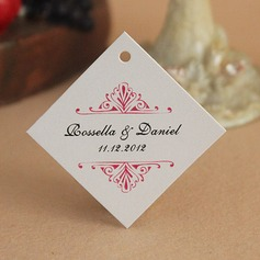 Personalized Classic Pattern Hard Card Paper