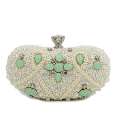 Colorful Beading Clutches