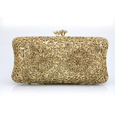 Charming PU Clutches/Wristlets