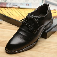 Men's Leatherette Lace-up Derbies Casual Dress Shoes Men's Oxfords (259209730)