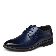 Men's Leatherette Lace-up Dress Shoes Work Men's Oxfords (259172237)