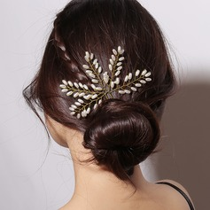 Elegant Alloy Hairpins