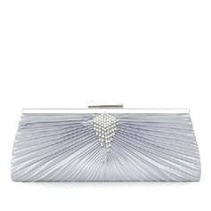 Fashional Satin Clutches