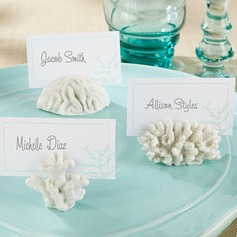 Beach Theme Elegant Place Card Holders