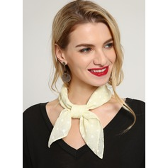 Polka Dots Neck/Square/Light Weight Cotton Bandanas