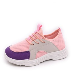 Unisex Round Toe Closed Toe Mesh Byty Sneakers & Athletic S Šněrovací