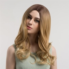 Loose Wavy Synthetic Hair Capless Wigs 360g