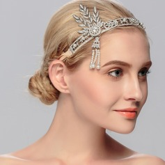 Ladies Eye-catching Alloy Headbands