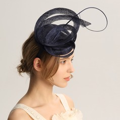 Ladies' Fashion/Special/Glamourous/Elegant/Unique/Fancy/Romantic/Vintage/Artistic Cambric Fascinators