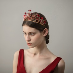 Gorgeous Fabric Tiaras (Sold in single piece)