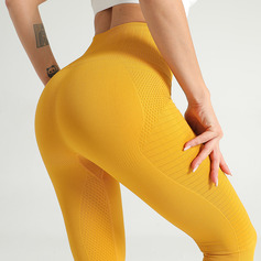 Pays Moderne / Contemporain nylon Leggings De Sport