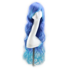 Body Wavy Capless Synthetic Wigs