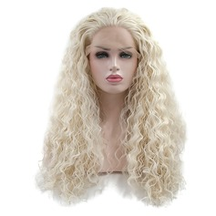 Curly Synthetic Hair Capless Wigs 380g