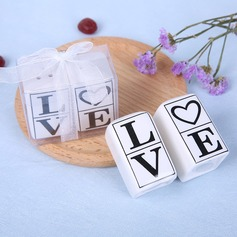 """Love"" Love Design Ceramic"