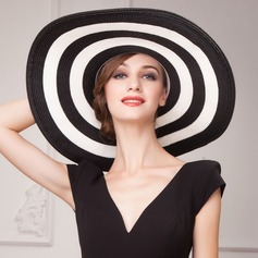 Ladies' Gorgeous Papyrus Floppy Hat/Straw Hat
