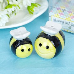 """Sweet As Can Bee"" Salt & Pepper Shakers"