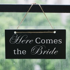 Personlig PVC Wedding Sign