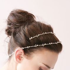 Beautiful Crystal/Imitation Pearls Headbands