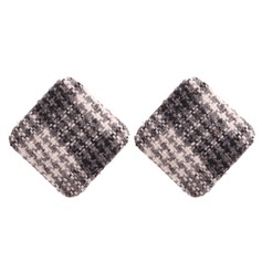 Fashional Alloy Cloth Women's Fashion Earrings (Set of 2)