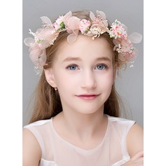 Lovely Polyester With Flower Flower Headband