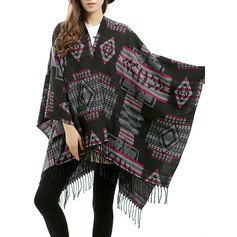 Acrylic Fashion Shawl