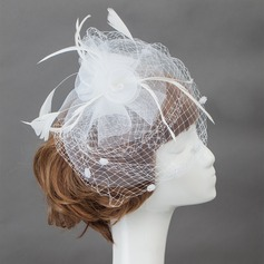 Eye-catching Feather/Plastic Fascinators