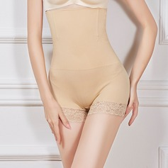 Women Elegant/Charming Chinlon/Nylon Breathability/Butt Lift High Waist Shapewear