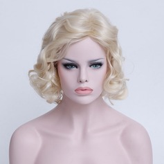 Body Wavy Synthetic Hair Synthetic Wigs 200g