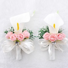 Sweet Foam Boutonniere/Men's Accessories (Sell in a single piece)
