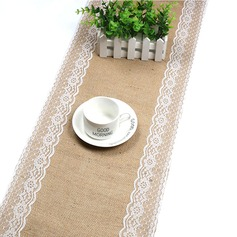 Tablecloth Linen (Sold in a single piece) Simple Table Centerpieces (128152264)