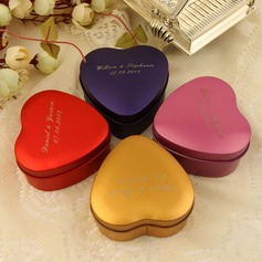 Personalized Heart-shaped Tins Favor Tin  (Personalized information is only English)  (118031770)
