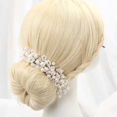Gorgeous Alloy/Imitation Pearls Headbands