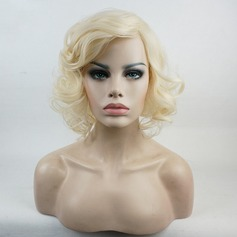 Wavy Synthetic Hair Capless Wigs 200g