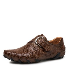 Mannen Echt Leer Horsebit Loafer Casual Loafers voor heren