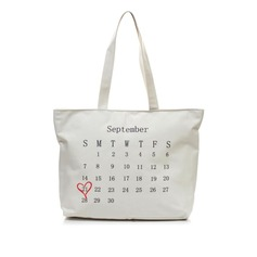 Bride Gifts - Personalized Cloth Tote Bag