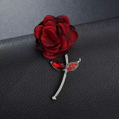 Simple And Elegant Cloth Boutonniere (Sold in a single piece) -