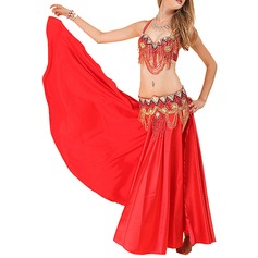 Women's Dancewear Polyester Belly Dance Outfits (115175839)