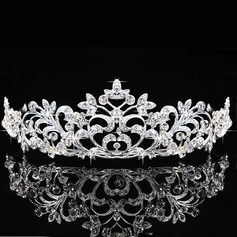 Ladies Exquisite Rhinestone/Alloy Tiaras