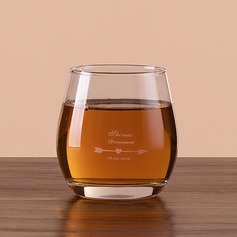 Groomsmen Gifts - Personalized Classic Glass Whisky Glass
