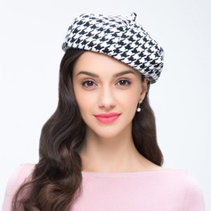Ladies' Lovely Wool Blend Beret Hat