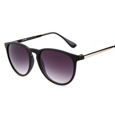 UV400 Retro/Vintage Round Sun Glasses (201083501)