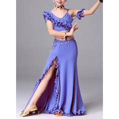 Kids' Dancewear Polyester Belly Dance Outfits
