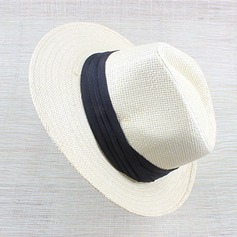 Unisex Fashion Rattan Straw Straw Hat