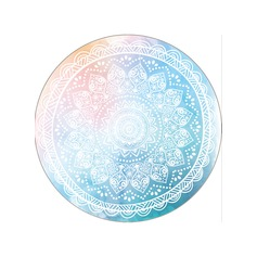 Gradient color Oversized/round Beach towel