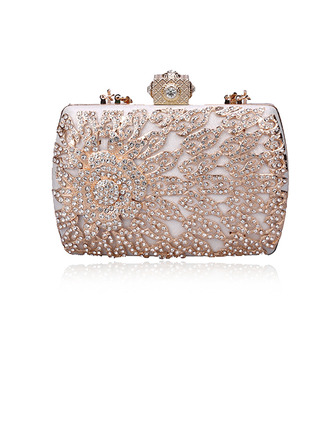 Elegant/Unique/Shining/Classical/Refined PU Top Handle Bags/Evening Bags