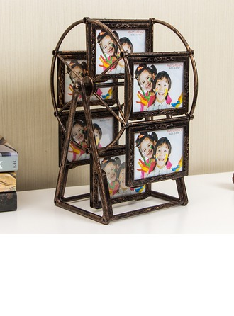 Vintage Iron Photo Frame