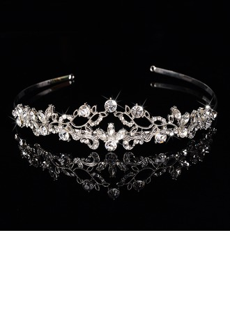 Exquis Strass/Alliage Tiaras