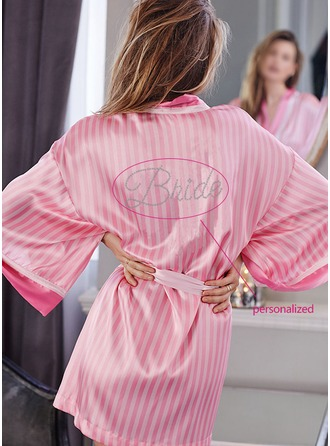 Personalized Cotton Bridal/Feminine Robe