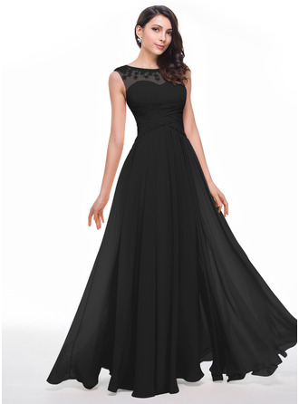 Black, Prom Dresses 2017, Cheap Prom Dresses Under 100 - JJsHouse